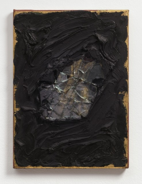 Black Paintings, Derek Jarman