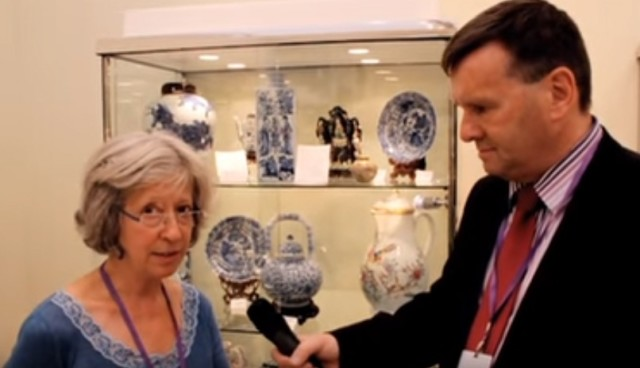 Anita Gray on the subject of Chinese Export porcelain