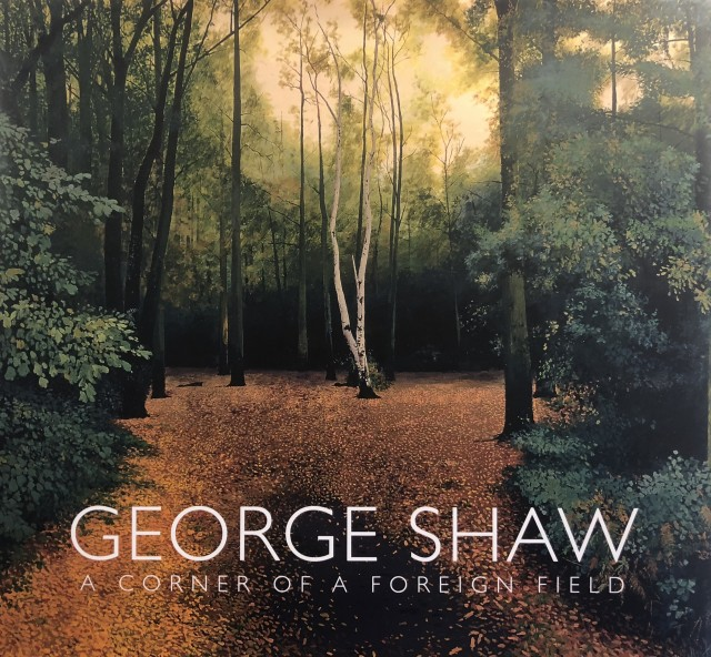 George Shaw In Conversation with Catherine Lampert