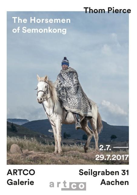 HORSEMEN OF SEMONKONG, Thom Pierce