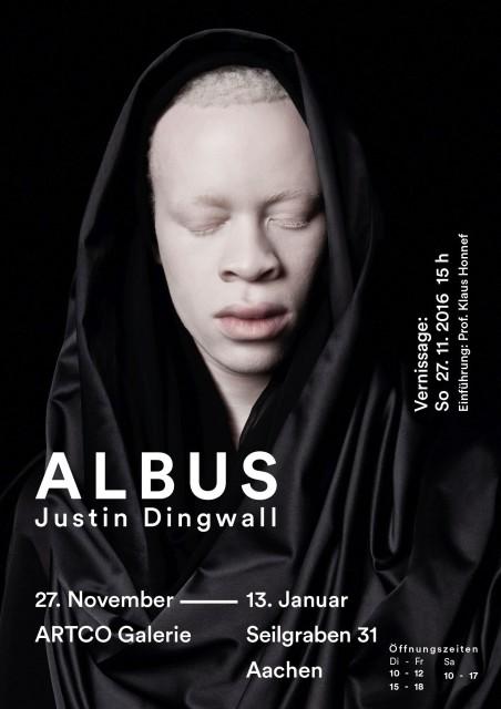 ALBUS, Justin Dingwall