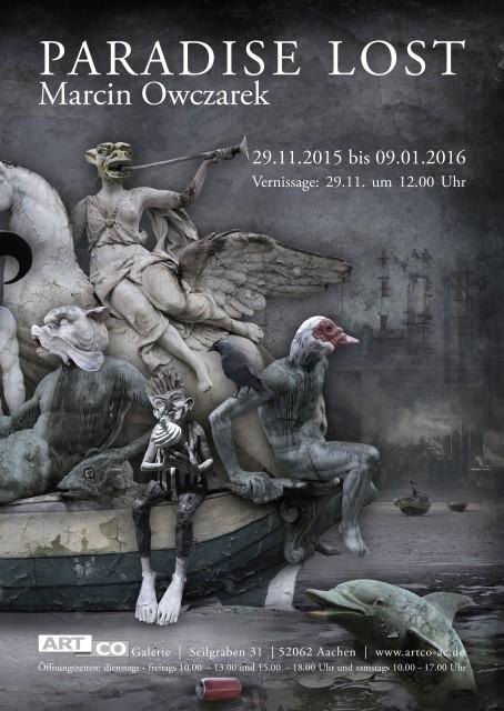 PARADISE LOST, Marcin Owczarek