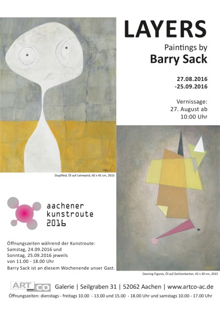 LAYERS, Barry Sack