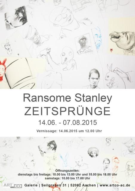 ZEITSPRÜNGE, Ransome Stanley