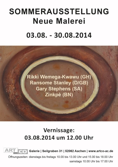 SUMMER EXHIBITION 2014, Group show