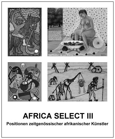 AFRICA SELECT III, Group show