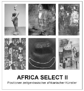 AFRICA SELECT II, Group exhibition