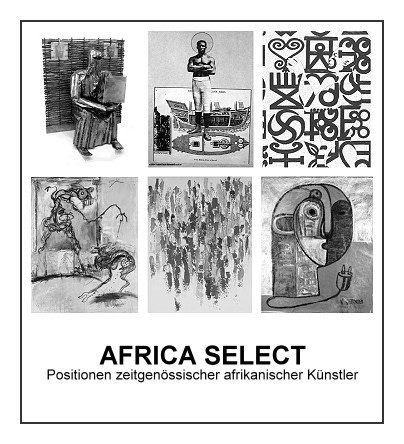 AFRICA SELECT I, Group show