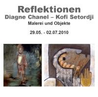 Reflektionen, Diagne Chanel - Kofi Setordji