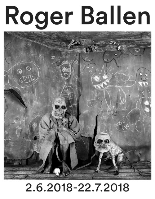 ARTCO Press Release: Roger Ballen Exhibition