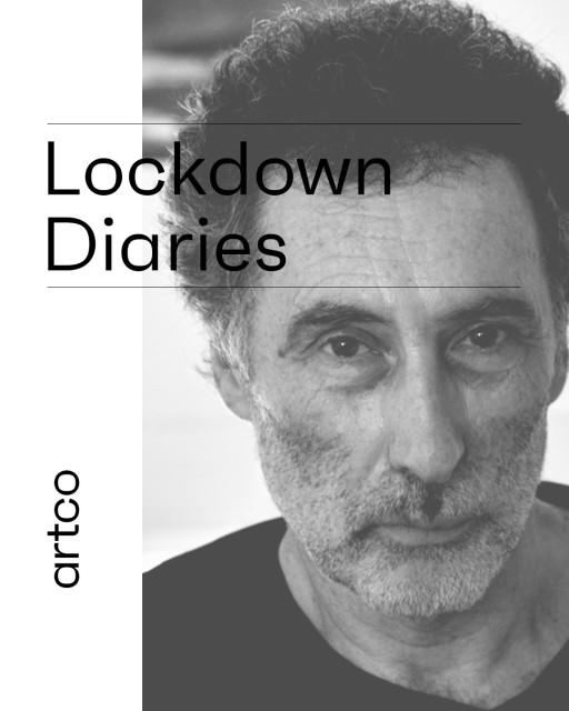 ARTCO Lockdown Diaries - Bruce Clarke