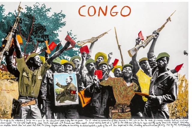 Marcelo Brodsky CONGO 1968, 2018