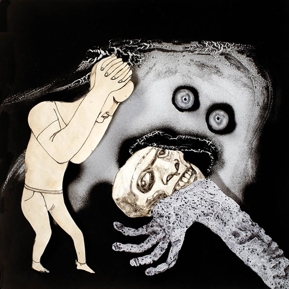 Roger Ballen in collaboration with Hans Lemmen, OH NO!, 2016