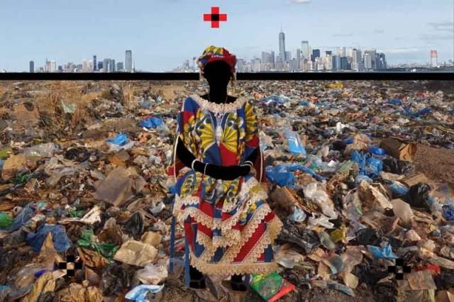 Saïdou Dicko, Saïdou Dicko, THE QUEEN OF QUEENS / NEW YORK, 2018