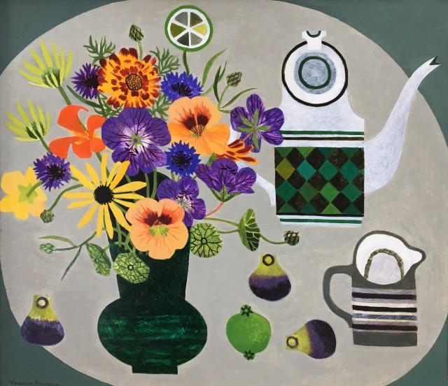 'Georgina's Flowers', Vanessa Bowman