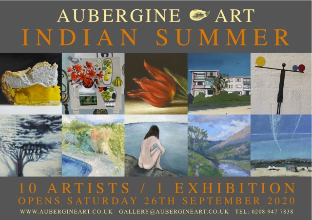 Indian Summer 2020, Ten artists - One spectacular show