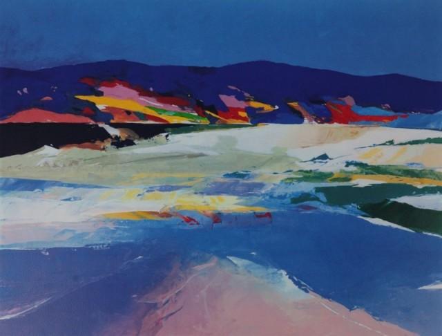 Beachscape Sutherland, Donald Hamilton Fraser
