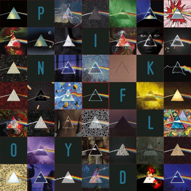 Dark Side of the Moon 40th Anniversary, Storm Thorgerson
