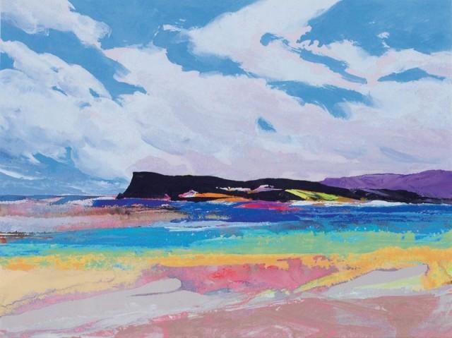 Oldshoremore Bay, Donald Hamilton Fraser