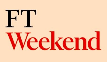 PRESS: FT Weekend Life & Arts