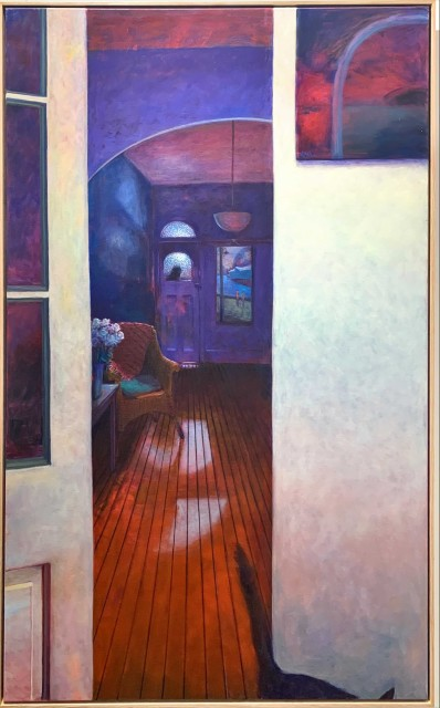 Stranger at the Door, Sue MacLeod-Beere