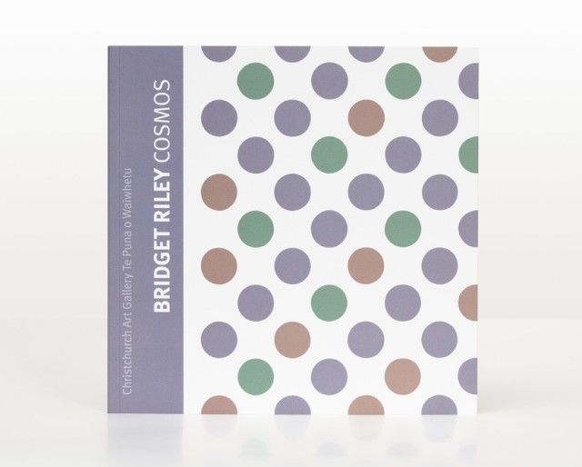 Bridget Riley: Cosmos, Jenny Harper, Richard Shiff, Paul Moorhouse, Eric de Chassey and Bridget Riley