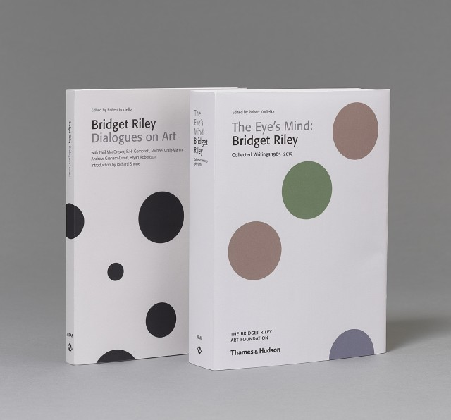 New Revised Editions, The Eye's Mind and Dialogues on Art