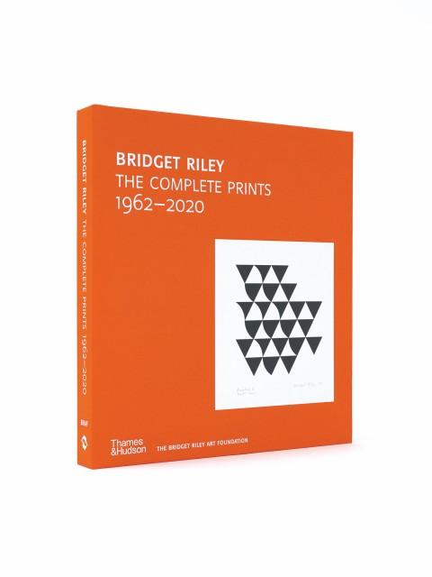 Bridget Riley: The Complete Prints 1962-2020, Bridget Riley, Lynn MacRitchie, Craig Hartley, Robert Kudielka, Alexandra Tommasini and Rosa Gubay