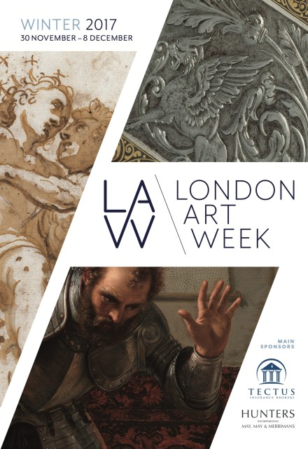 London Art Week - Winter Edition