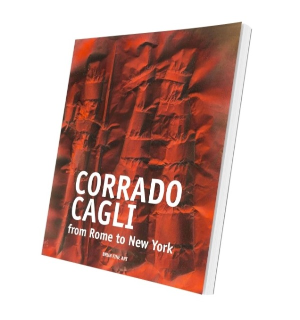 Corrado Cagli: From Rome to New York, Exhibition catalogue