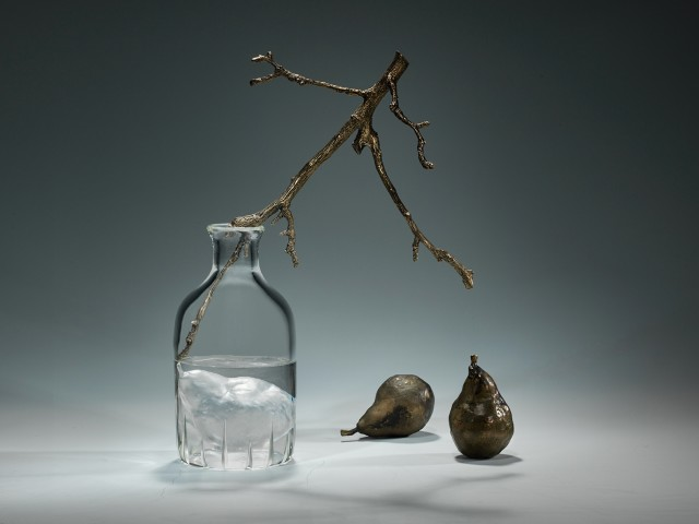 Joanna Manousis, Bottled Pear