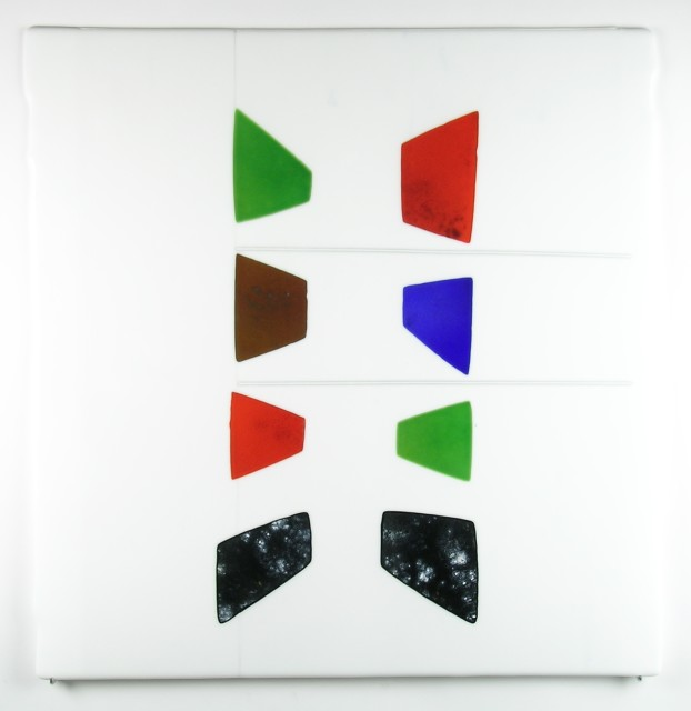 Color Block, Judy Cooke, Maurizio Donzelli, Jun Kaneko, and Richard Whiteley
