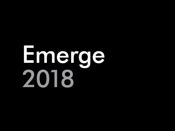 Emerge 2018, Rising Talent in Kiln-Glass