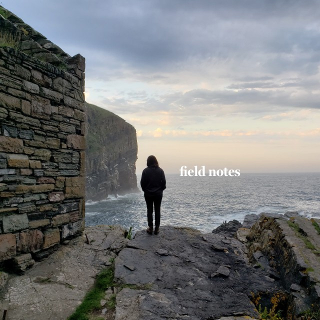 Field Notes, Annie Cattrell, Anne Vibeke Mou, Anne Petters, Jeff Zimmer
