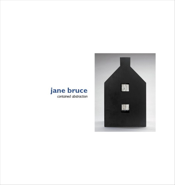 Contained Abstraction, Jane Bruce