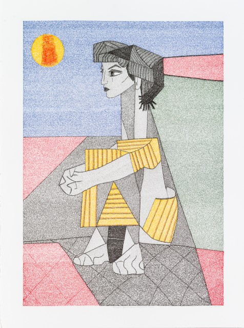 Irene Lees, Picasso's Female Icarus