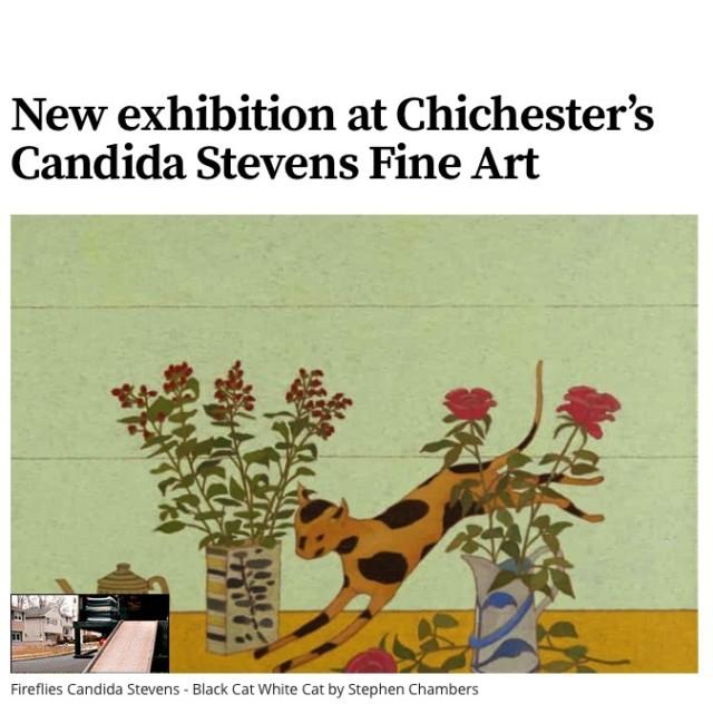 New Exhibition at Candida Stevens Fine Art