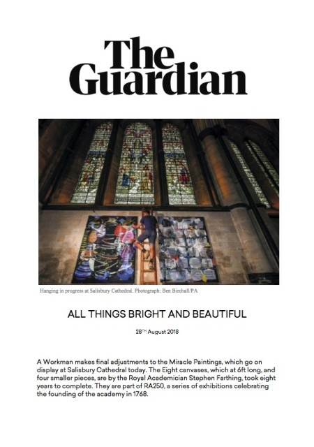 All Things Bright and Beautiful featuring Stephen Farthing
