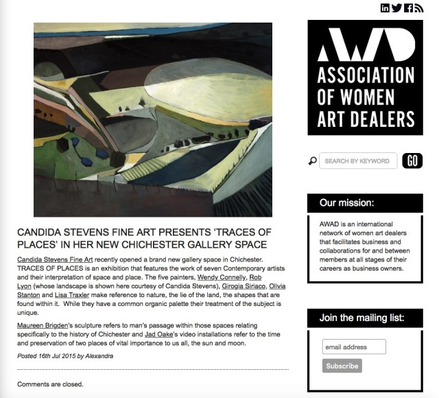 New Chichester Gallery Space