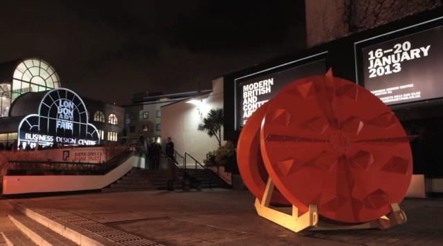 London Art Fair - Simon Martin In Conversation with Jeremy Gardiner