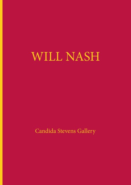 Will Nash Exhibition Catalogue
