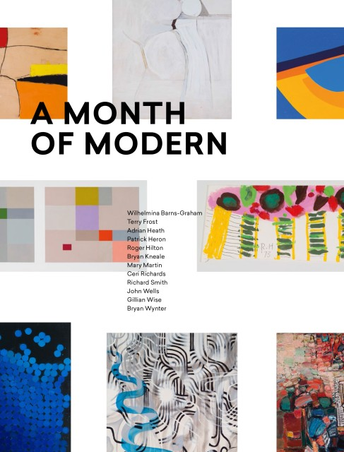 Month of Modern Exhibition Catalogue
