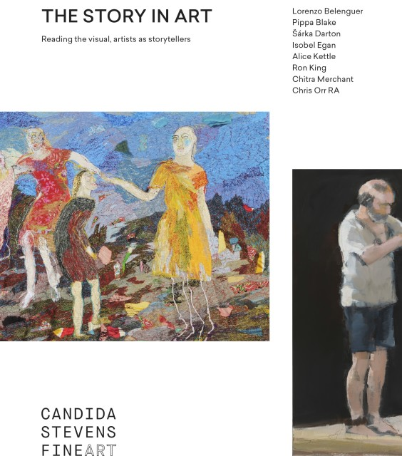The Story in Art Exhibition Catalogue