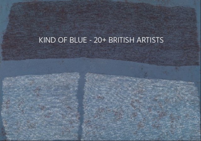 Kind of Blue Exhibition Catalogue