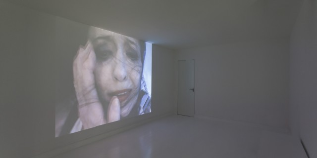Katarzyna Kozyra, Faces 2005-2006, installation view at Capsule Shanghai (When We Become Us)