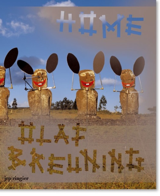 Olaf Breuning, Home