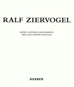 Ralf Ziervogel Horst-Janssen-Grafikpreisträger der Claus Hüppe-Stiftung