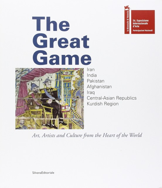 The Great Game, Arts, Artists and Culture from the heart of the World
