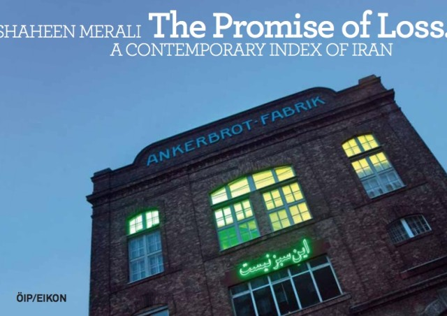 The Promise of Loss A Contemporary Index of Iran