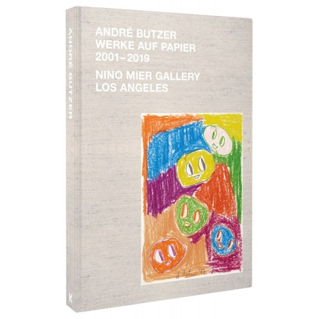 André Butzer, Works on paper 2001 - 2019